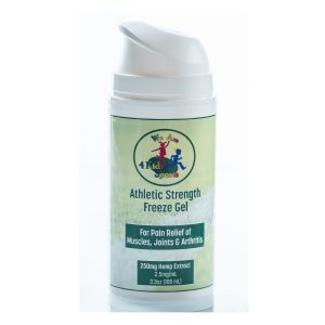 Athletic Strength Freeze Gel