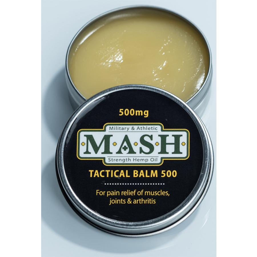 MASH Hemp Tactical Balm 500